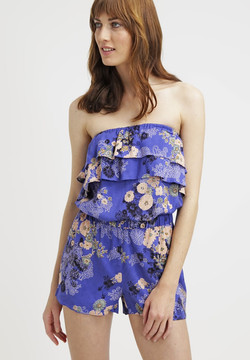 blue-fashion-jumpsuit-with-flower-print-by-Patrick-Moriarty