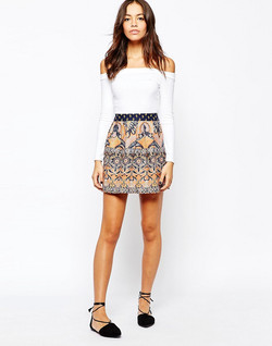 mini-skirt-with-tapestry-printed-design-by-Patrick-moriarty