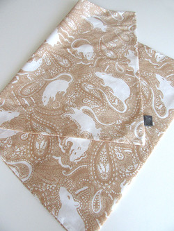 fawn-colour-pillowcase-Paisley-Power