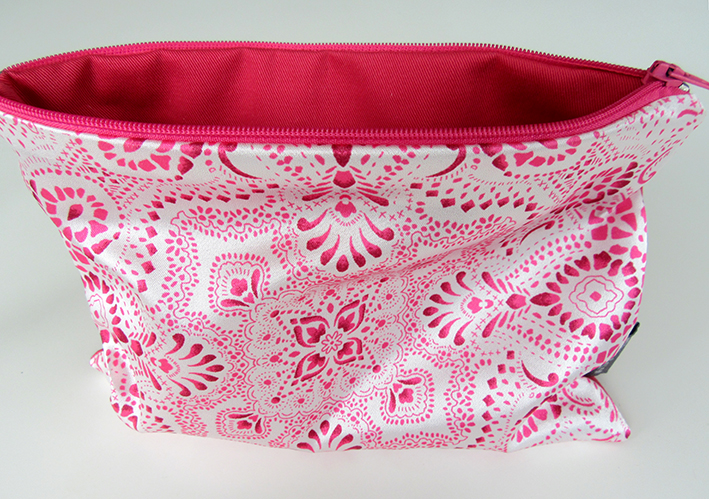 pink-satin-pouch-bag-by-Paisley-Power-brand