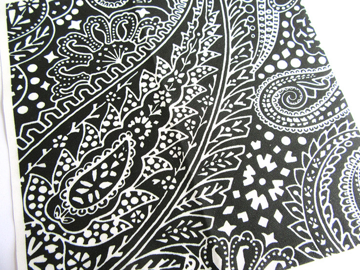 black-and-white-paisley-pattern-on-cotto