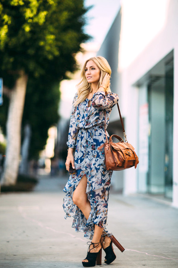 fashion-model-wearing-paisley-dress-with-surface-pattern-designed-by-Patrick-Moriarty