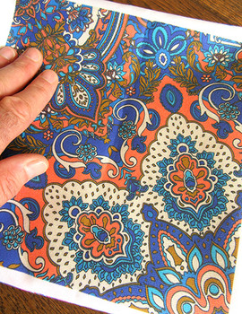 Paisley-Kaleidoscope-fabric-sample-blue-