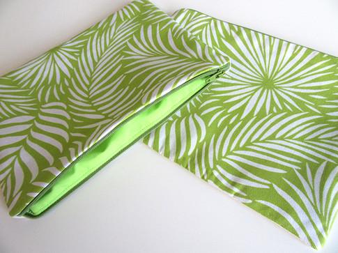 Palm Leaf Pouch Bags