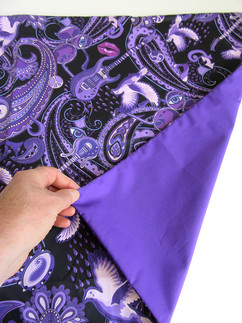 Prince-theme-pillowcase-with-purple-back