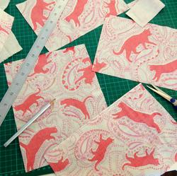 sewing-Paisley-Power-cat-print-fabric