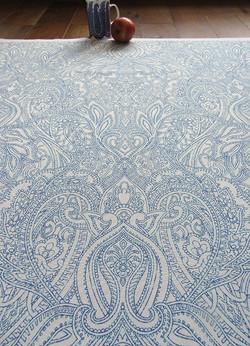 william-morris-style-original-printed-fabric-by-Patrick-Moriarty