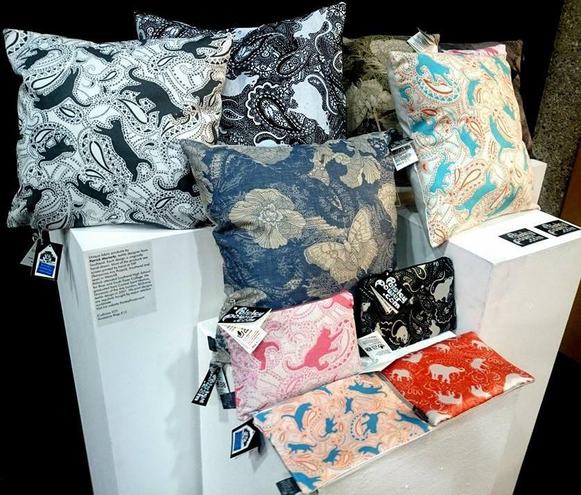 animal pattern textile designs