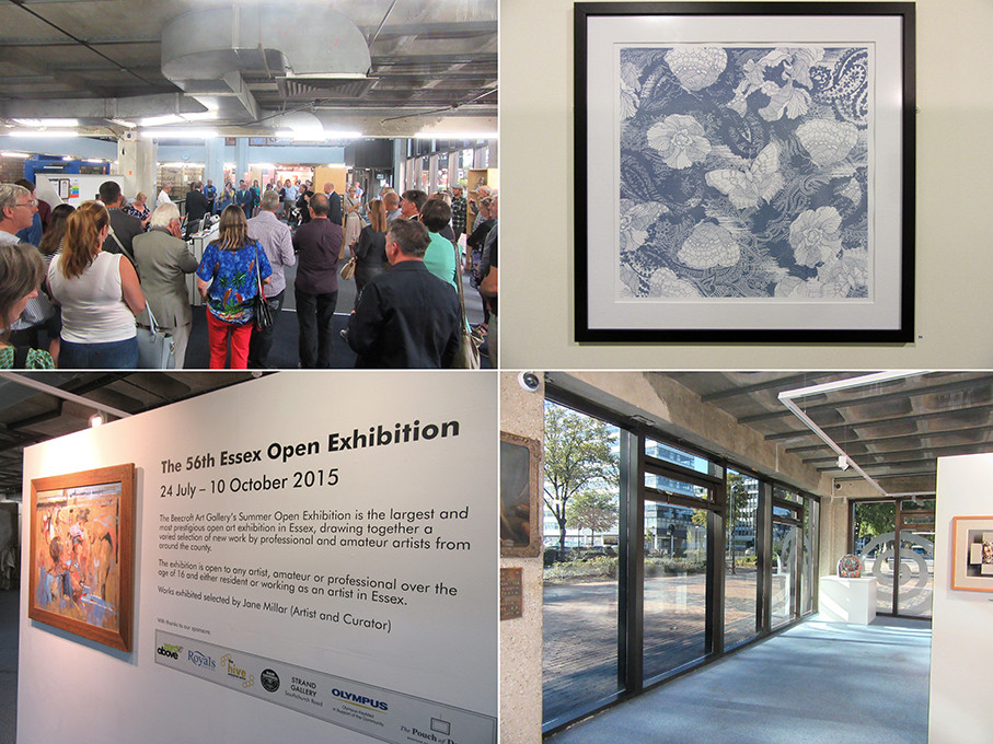 Essex open art exhibition