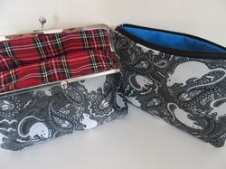 Rat-patterned bags