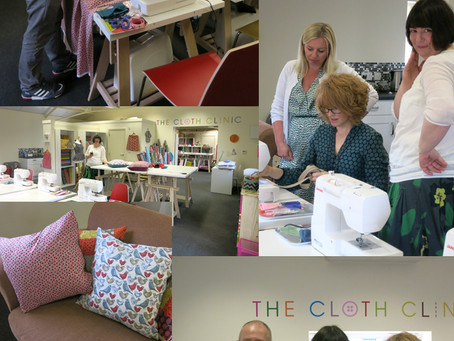 Zipped Cushion-Making Course in Dedham Essex