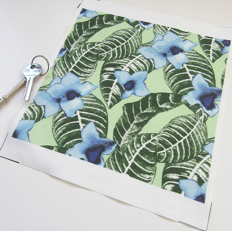 tropical design by Patrick Moriarty