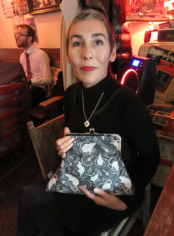 Rene Nugent-Foster with Paisley Power rat bag.jpg