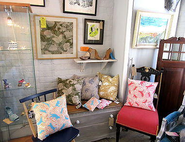 paisley patterned cushions pillows bags and framed prints
