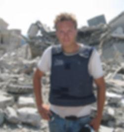 Rasmus Tantholdt, krigsreporter, udenlnd, terror, krig, irak, aghanistan, rejser, katastrofer