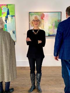 Solo Show, Clinton Art Museum 2019