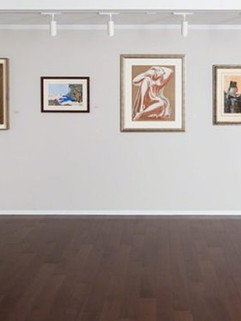 A  Different Medium, Rosenberg Gallery, NYC