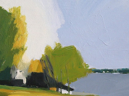 Red Bank o/c 24x30