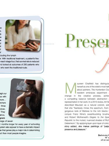 Presence & Pleasure editorial