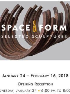 Space and Form, group show NYC 2018