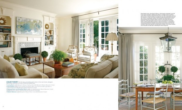 Traditional Homes Magazine, editorial