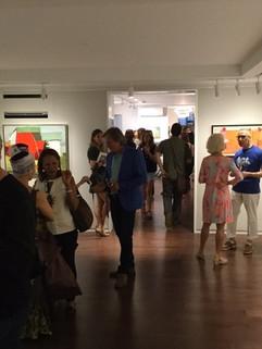 Rosenberg & Co. Gallery, solo exhibition 2016