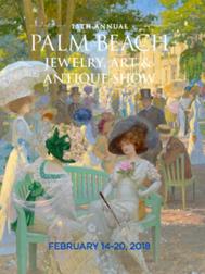 Palm Beach Art Fair 2018