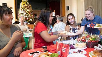 Christmas Day Lunch St John's Reid Canberra