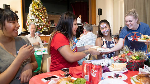 Christmas Community Lunch Canberra