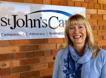 Power of kindness puts client on right track