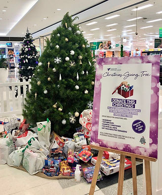 Christmas Present Room Canberra