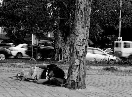 Where do the homeless sleep this winter?