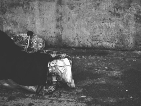 The trauma of family homelessness