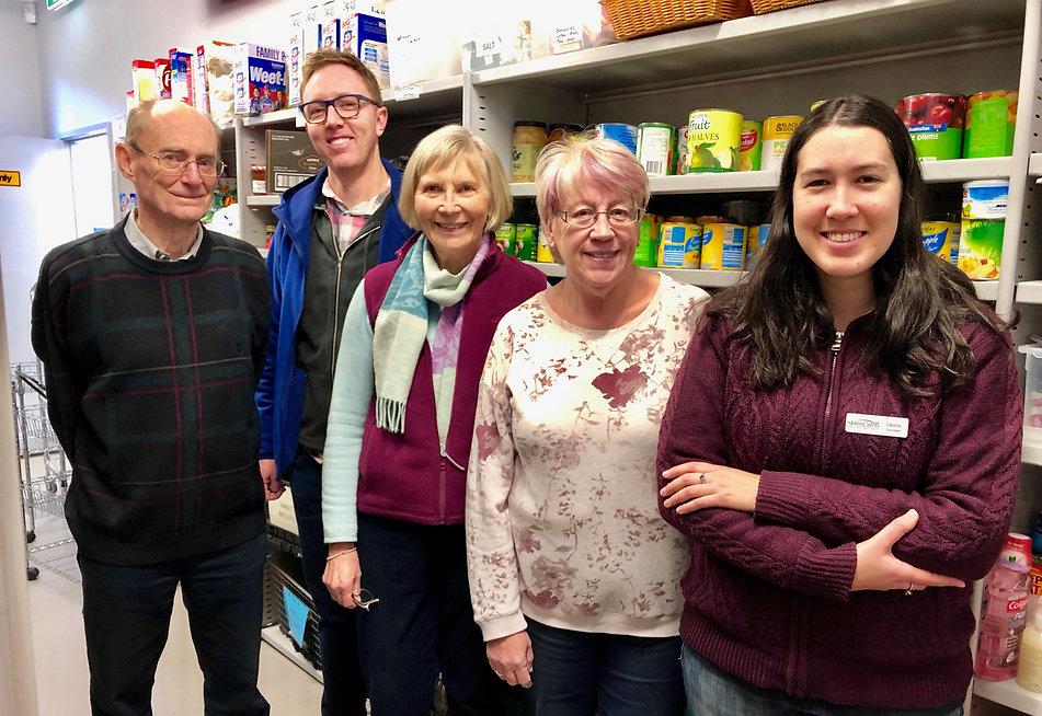 Volunteer at St John's Care Reid Canberra