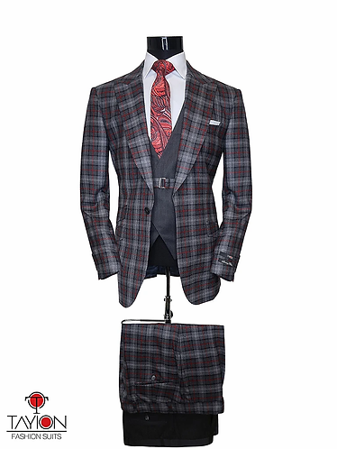 Tayion Collection Suits - D-WILL