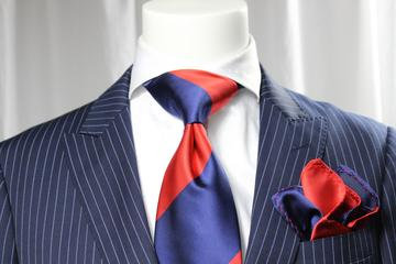 Verse 9 Striped Ties - CUATRO C 7