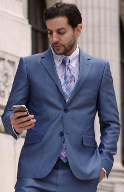 Steven Land Suits - PIETRO