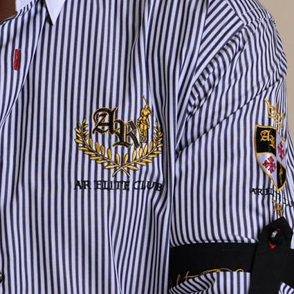 AR Embroidered Shirts - OSCAR