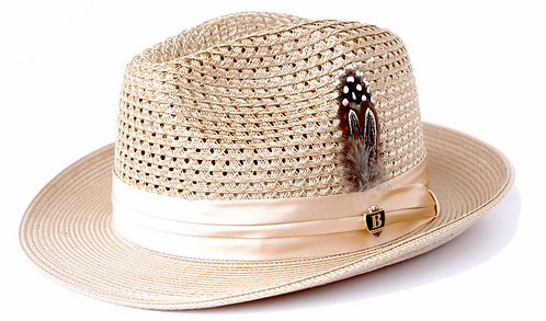 Bruno Capela Hats - THE ANTONIO