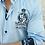 Thumbnail: AR Embroidered Shirts - NEWMAN