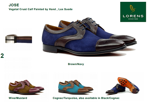 Lorens Shoes