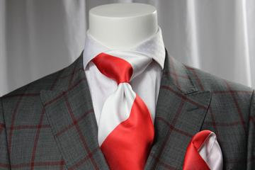 Verse 9 Striped Ties - CUATRO B 3