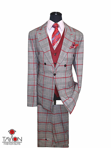 Tayion Collection Suits - Tee-Two