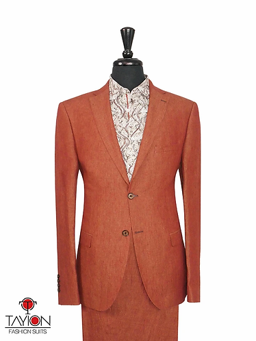 Tayion Collection Suits - ASPEN (Rust)