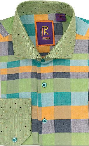 Robert Lewis Downtown Dress Shirts