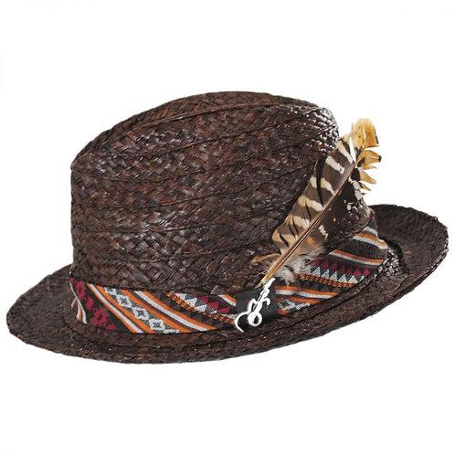 Carlos Santana Hats - NAVAJO