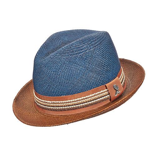 Carlos Santana Hats - BLUES