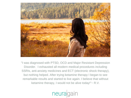 Tenant Spotlight: Neuragain, The Nation's Largest Network of Providers of Infusion-Based Ketamine Th