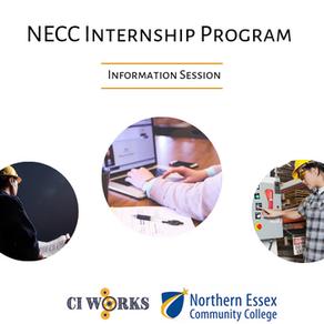 Internship Program Opportunity For CI Works Tenants
