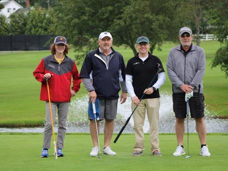 Golf Meets Fling Golf
